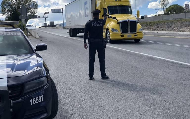 Alertas por asaltos en carreteras federales