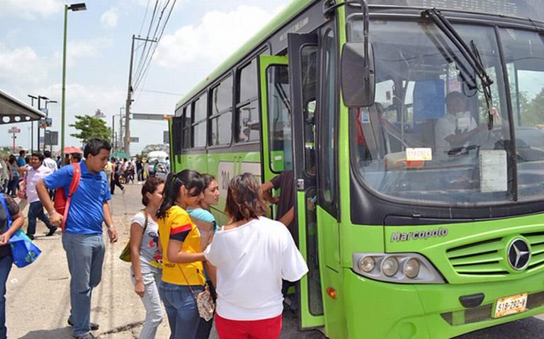 'Descongelan' alza a tarifa de transporte