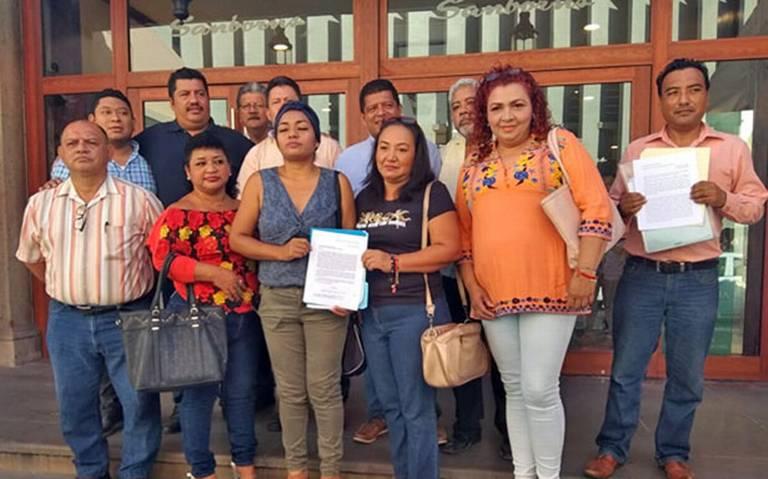 Presiona Centro a delegados para avalar aumento de tarifa del agua potable