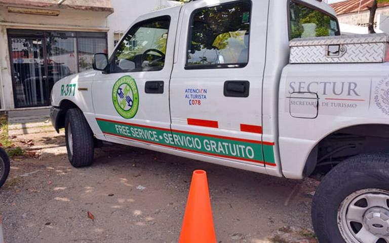 Crecen 20% servicios de Ángeles Verdes en periodo vacacional