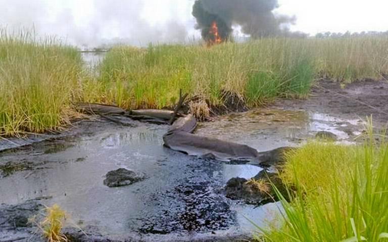 Tabasco, primer lugar en derrames de hidrocarburo