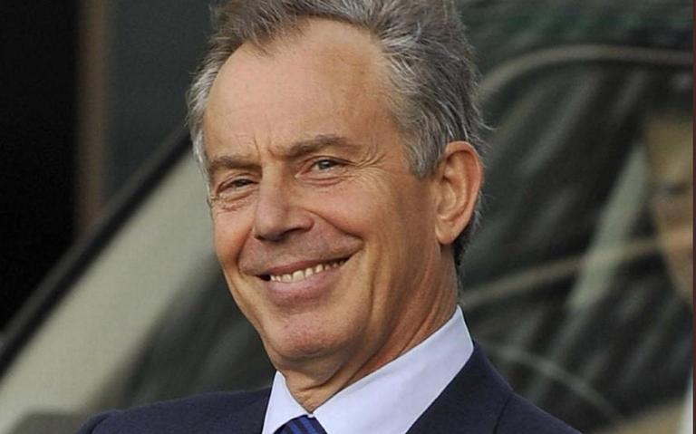 """""""Son cobardes"""", critica Tony Blair a los mexicanos"""