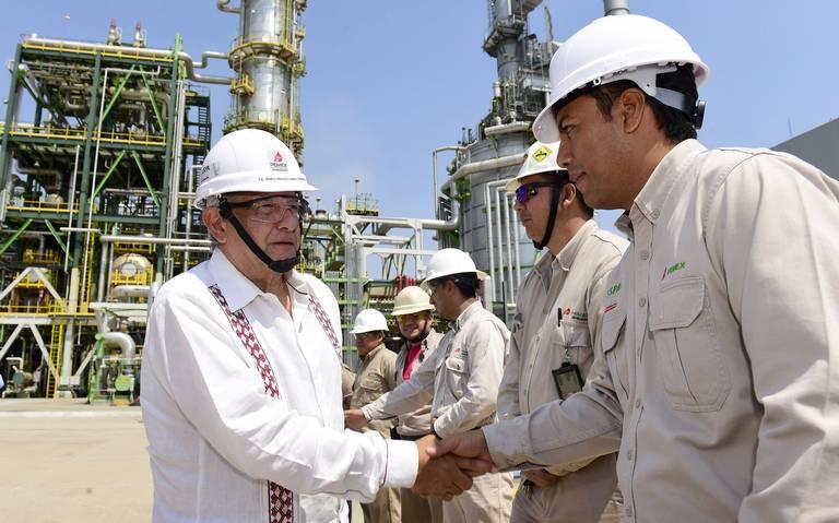 Con Plan de Negocios se mejorarán salarios y prestaciones en Pemex