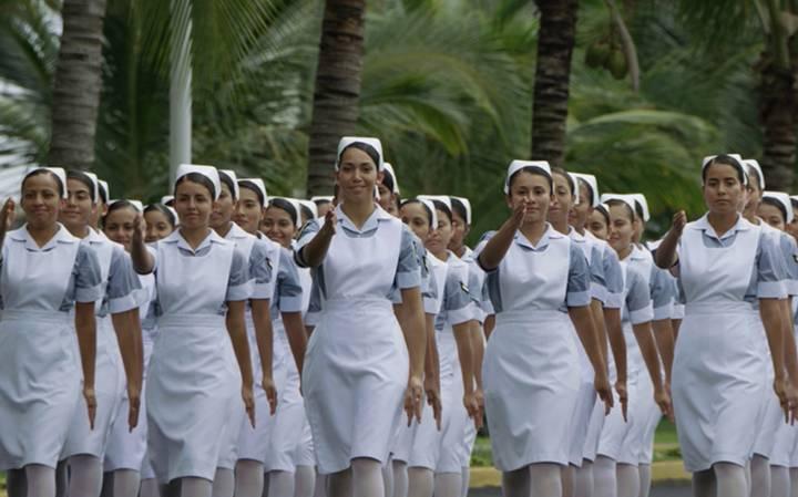 Semar celebra cuatro años de la Universidad Naval