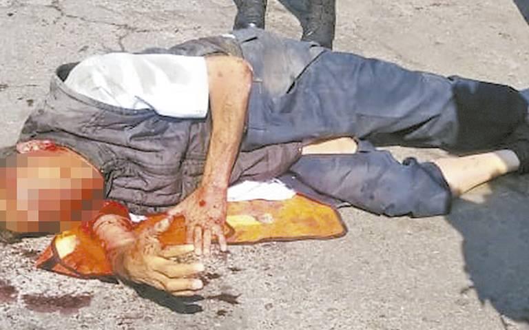 Automovilista arrolla a ladrón en los momentos en que asaltaban