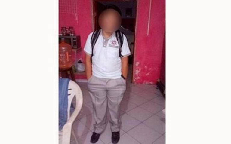 Secuestran y asesinan a estudiante de secundaria en Xalapa
