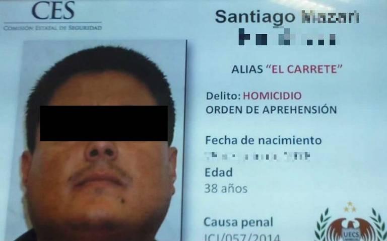 """Cae en Guerrero """"El Carrete"""", presunto líder de Los Rojos"""