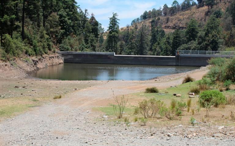 Se agota agua en presas; 7 estados, los más afectados