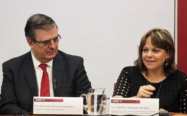 CNDH y SRE unen fuerzas ante crisis migratoria