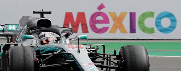 Revelan calendario provisional de la F1 para la temporada 2020