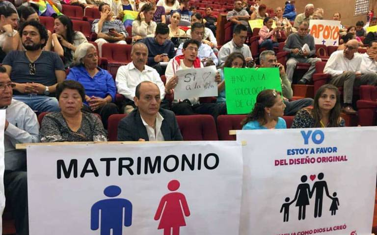 Zacatecas, a horas de aprobar el matrimonio igualitario