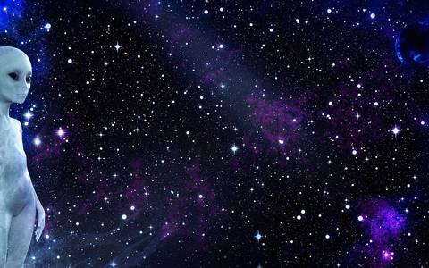 Desde el espacio, así verían los extraterrestres al planeta Tierra