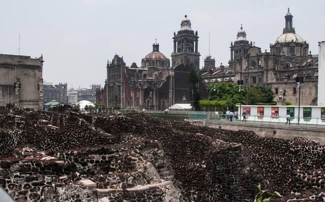 Visita la Ciudad de México y vive en distintos tiempos