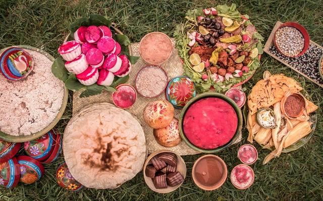 Oaxaca y sus sabores que se ven
