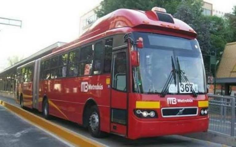 Se retrasa la compra de unidades de Metrobús