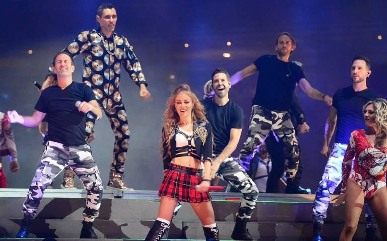 Por décima vez, la Arena vuelve a vibrar con los 90's Pop Tour