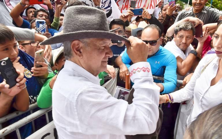 AMLO ofrece plan de desarrollo a Guatemala