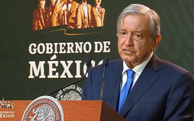 """INE ordena que """"Siervos de la Nación"""" dejen de usar la imagen presidencial"""