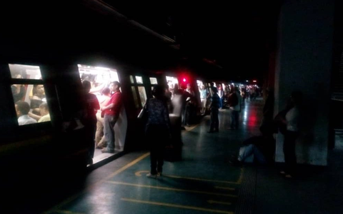 Nuevo apagón afecta amplios sectores de Caracas
