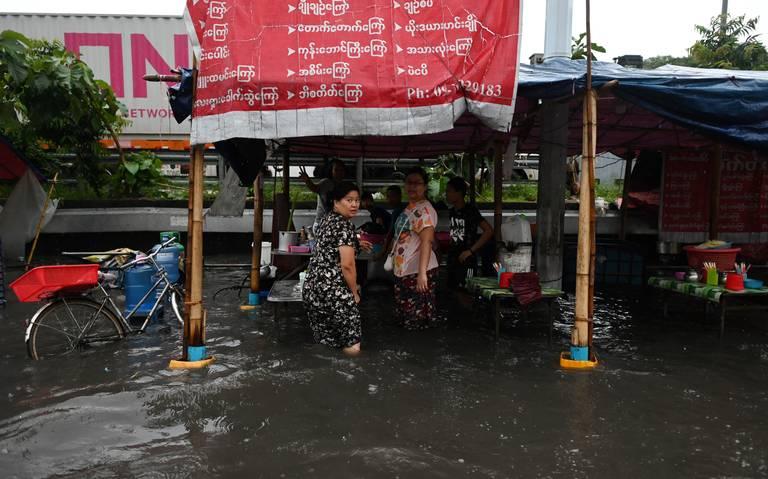 Emiten alerta de tsunami en Indonesia tras fuerte sismo de magnitud 6.8
