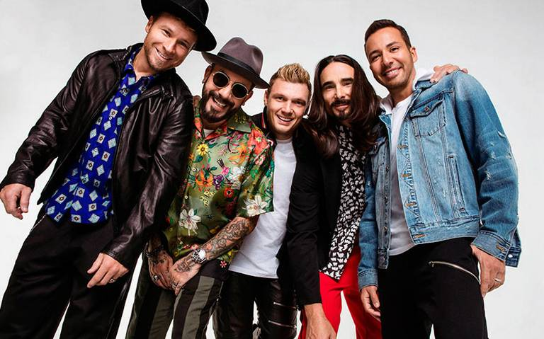 ¡Confirmado! Regresan Los Backstreet Boys a México