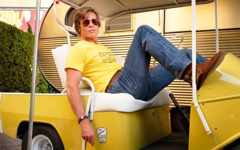 Brad Pitt vive sin miedo a ser olvidado