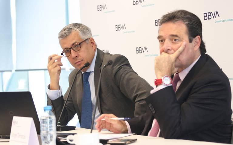 BBVA sugiere mayor gasto para reforzar al PIB