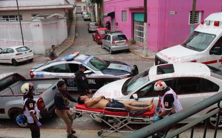 Causa alarma hombre lesionado en parque de Las Pitayitas