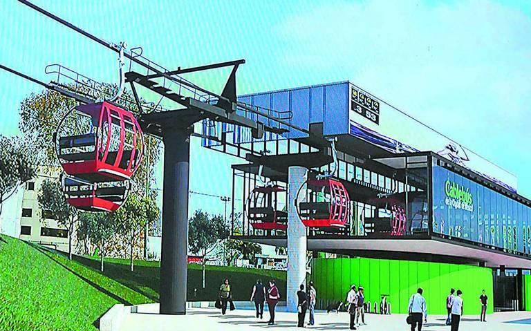 Línea 2 del Cablebús tendrá que ser más barata