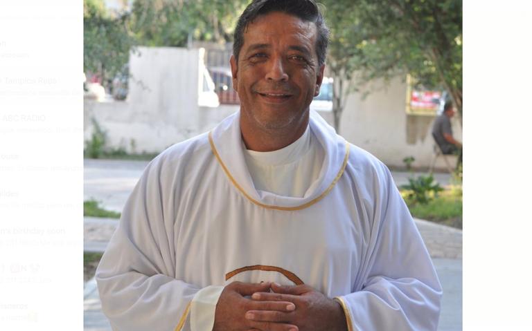 Acuchillan a muerte a sacerdote al interior de una iglesia en Matamoros