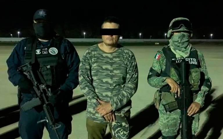 El Carrete, líder de Los Rojos, ya está recluido en penal de Puente Grande