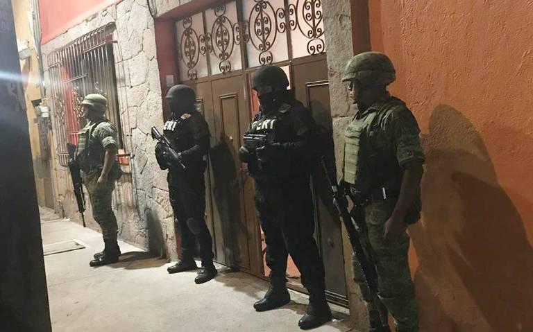 Guardia Nacional termina con el cártel de Tláhuac