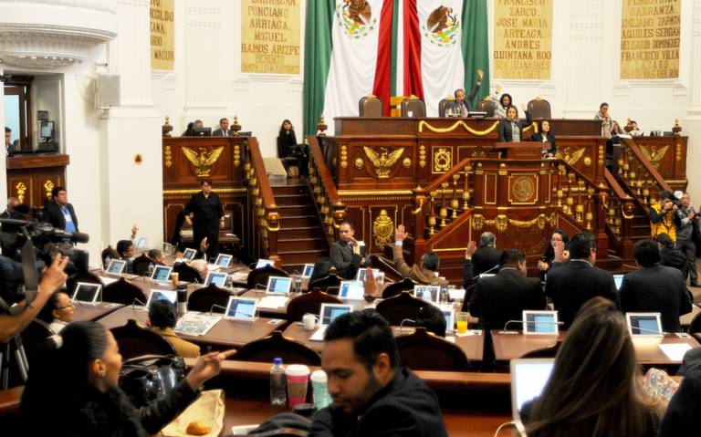 Congreso de la CDMX tiene último lugar en transparencia