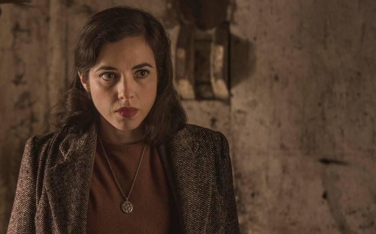 Cristina Rodlo se adentra a una historia desconocida en The Terror: Infamy