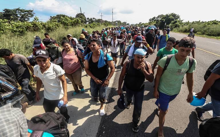 Piden mil 500 mdp del PEF 2020 para atender a migrantes