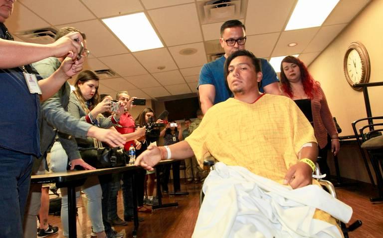 Inicia entrega de los cuerpos de fallecidos en tiroteo de El Paso