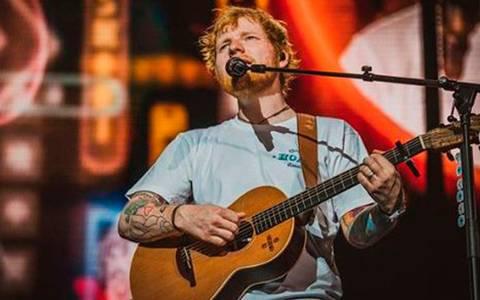 Ed Sheeran dice adiós a los escenarios… por año y medio
