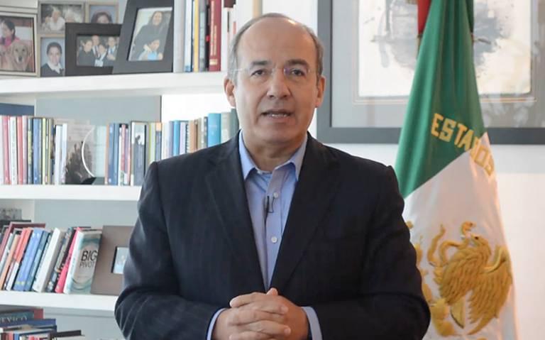 Con fraude de 2006, Calderón hundió al país: AMLO