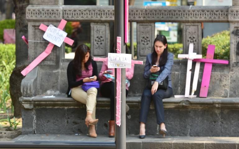 Enlistan nueve alcaldías en zonas riesgosas por feminicidios