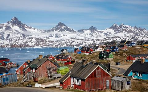 Dinamarca, sorprendida por reacción de Trump tras no vender a Groenlandia