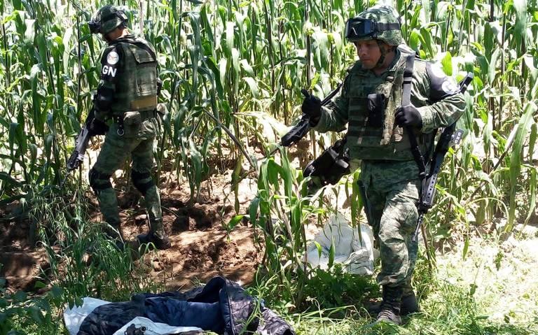 Guardia Nacional sufre en los estados