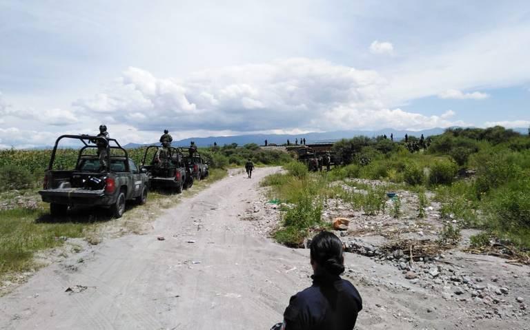 Robatrenes agreden y desarman a Guardia Nacional en Tlaxcala