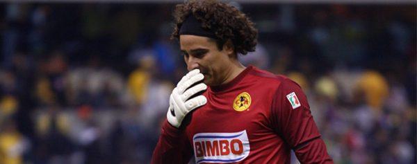 El último juego de Ochoa con América
