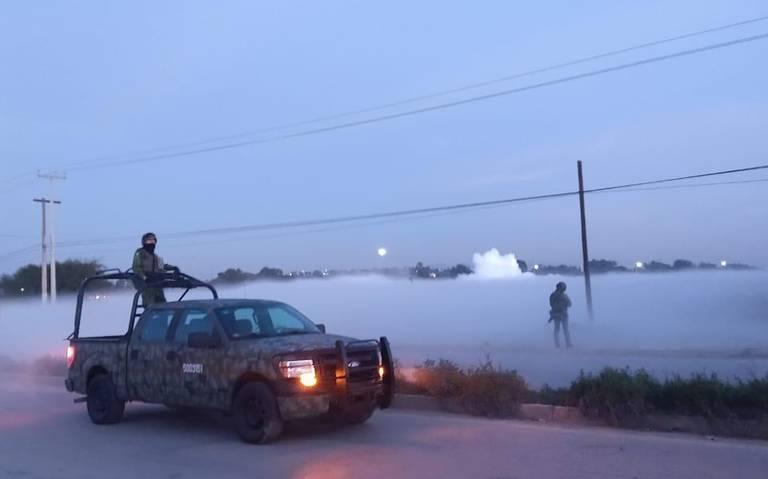 Desalojan a pobladores en Nextlalpan, Edomex, por fuga de gas