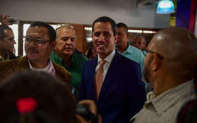 """Guaidó anuncia creación de un """"centro de Gobierno"""""""