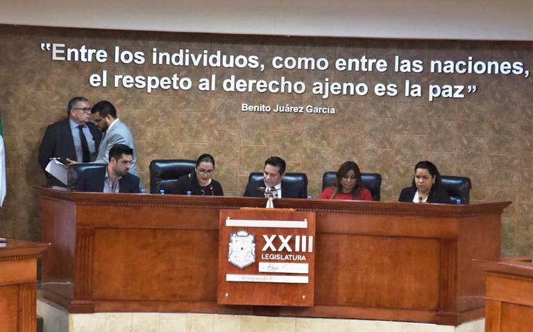 Coparmex urge que se publique la Ley Bonilla