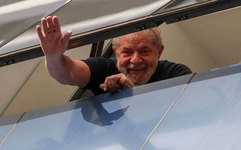 Lula da Silva será transferido a cárcel de Sao Paulo