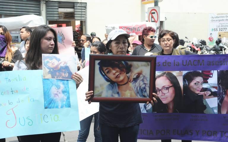 """""""Mi familia necesita del consuelo de la justicia"""", unen sus voces por las mujeres víctimas"""