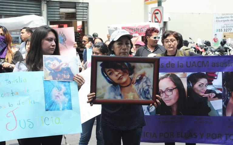 Se filtran a medios tres de cada 10 investigaciones por feminicidio