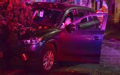 Se resiste al robo de su vehículo y lo asesinan en Naucalpan